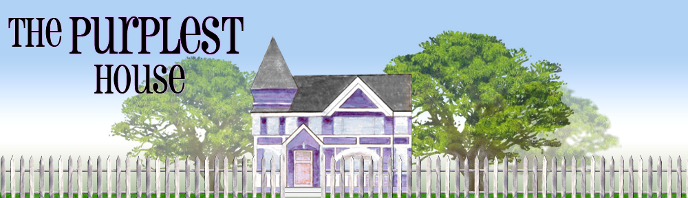 The Purplest House